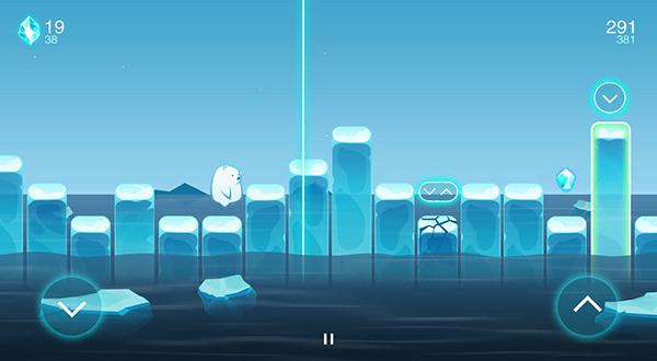 北极旋律无限冰晶版