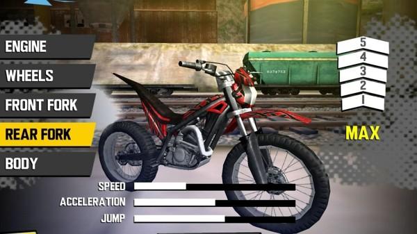 极限摩托4汉化版